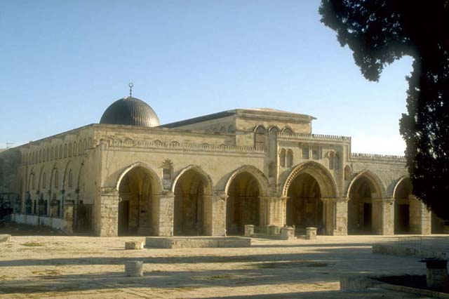 Al-Aqsa Mosque Restoration Pictures