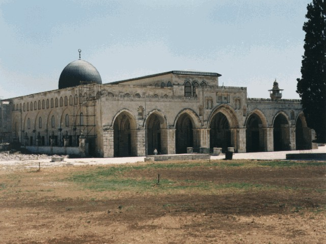 History of Al Aqsa Mosque