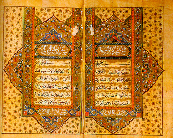 Collection of old Quranic Manuscripts